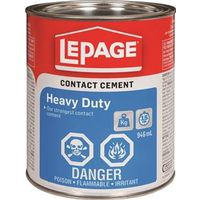 Lepage 1504725 Pres-Tite Contact Cement