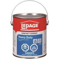 Lepage 1504629 Pres-Tite Contact Cement