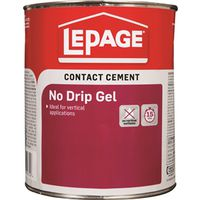 Lepage 1504628 Pres-Tite Contact Cement