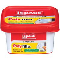 Lepage 1256102 Polyfilla Patching Compound
