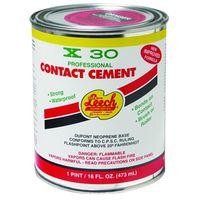 Leech X30-77 X30 Contact Cement