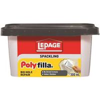 Lepage 1256103 Poly Filla Hole/Crack Filler