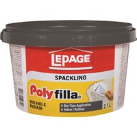 Lepage 1292891 Poly Filla Hole/Crack Filler