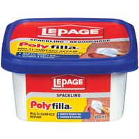 Lepage 1256114 Polyfilla Spackling Compound