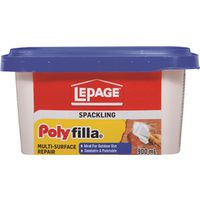 Lepage 1256115 Polyfilla Spackling Compound