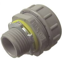 Halex 27621 Multi-Piece Liquid Tight Straight Conduit Connector