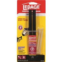 Lepage 1028091 Speed Set Epoxy