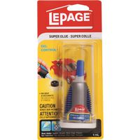 Lepage 1668008 Lepage - Gel Control Super Glue Gel
