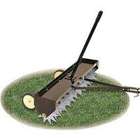 Agri-Fab 45-0369 Curved Tow Spike Lawn Aerator