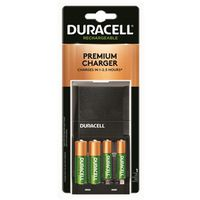 Duracell 66105 Battery Charger