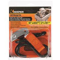 Keeper 05110 Clamshell Tie Down