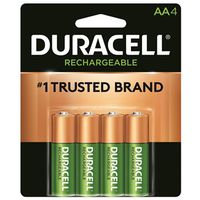 Duracell 66155 Rechargeable Battery