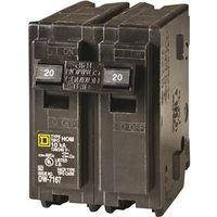 HomeLine HOM220C Miniature Standard Circuit Breaker