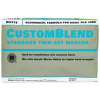 CustomBlend CBTSW50 Standard Thin?Set?Mortar