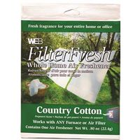 Web Filter Fresh WCOTTON Air Freshener
