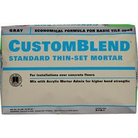 CustomBlend CBTSG50 Standard Thin?Set?Mortar