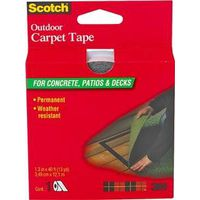 Scotch CT3010DC Outdoor Carpet Tape