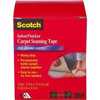 Scotch CT4010DC Indoor/Outdoor Carpet Seaming Tape