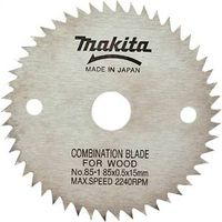 Makita 7210038 Combination Circular Saw Blade