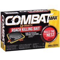 Dial Combat 97218 No Vapor Odorless Roach Bait