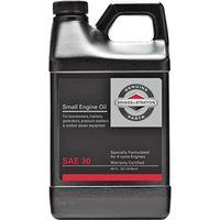 Briggs & Stratton 100028 Lawn Mower Oil