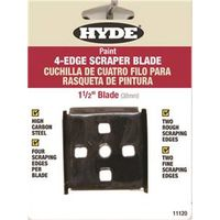 Hyde Tools 11120 Paint Scraper Blades