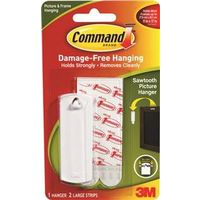 Command 17040 Saw tooth Picture Hanger