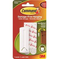 Command 17041 Wire Backed Picture Hanger