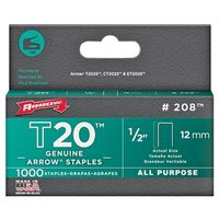 Arrow Fastener 208  Staples