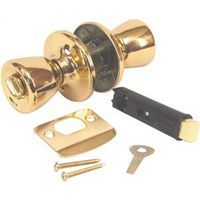 American Hardware Mobile Home D-600B Interior Door Lockset