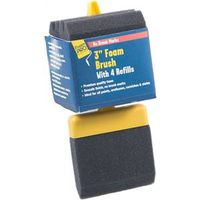 FoamPRO 73-4 Paint Brush With (4) Refills