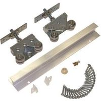 Johnson Hardware 200721DR Pocket Door Hardware Set