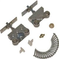 Johnson Hardware 2027SD-1 Pocket Door Hardware Set