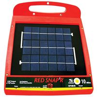 Red Snap'r ESP10M-RS/LIS10B Low Impedance Electric Fence Charger