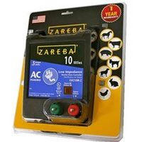 Zareba EAC10M-Z Fuseless Low Impedance AC Electric Fence Energizer