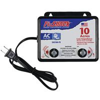 Fi-Shock EAC10A-FS Continuous Current AC Electric Fence Charger