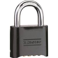 Master Lock 178D 4-Digit Combination Padlock