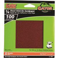 Gator 4074 Stick-On Resin Bonded Power Sanding Sheet