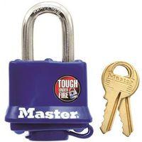 Master Lock 312D Weather Resistant Laminated Padlock