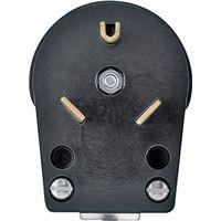 Cooper 83-BOX Grounded Angled Power Plug