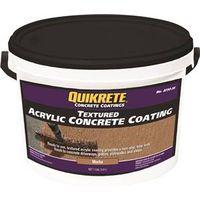 Quikrete 8730-36 Non-Slip Acrylic Concrete Coating