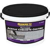 Quikrete 8730-26 Non-Slip Acrylic Concrete Coating