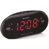 Westclox 81012BT Dual Alarm Clock