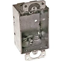 Hubbell 410 Non- Gangable Switch Box