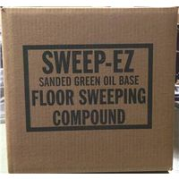 CMPND SWEEP GREEN SANDING 50LB