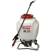 Chapin 63985 Powered Backpack Garden Sprayer