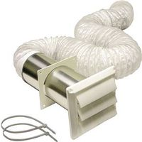 Lambro 266W Bathroom Vent Kit