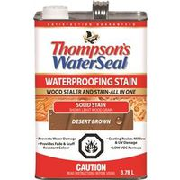 Waterseal THC017101-16 Low VOC Wood Stain and Sealer