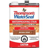Waterseal THC017102-16 Low VOC Wood Stain and Sealer
