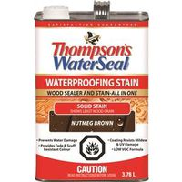 Waterseal THC017104-16 Low VOC Wood Stain and Sealer